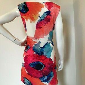 Trina Turk Dresses - Trina Turk Felana Poppy Print Dress